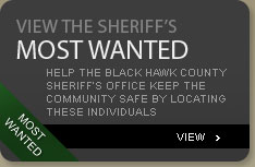 Sheriff's Most Wanted
